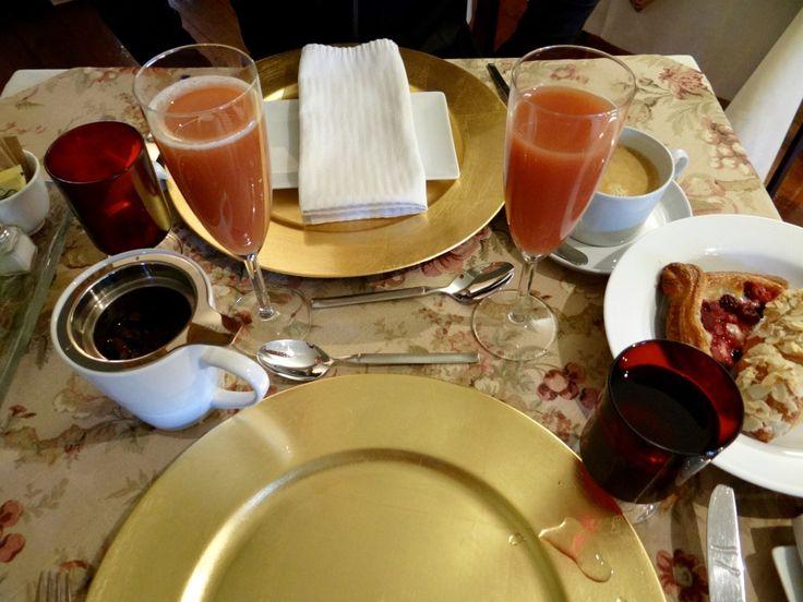 Gite auberge Les caprices de Victoria a Sutton dans les Cantons de l Est en Estrie Quebec Petit dejeuner