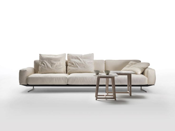 Recliner Sofa Soft Dream sofa by Flexform