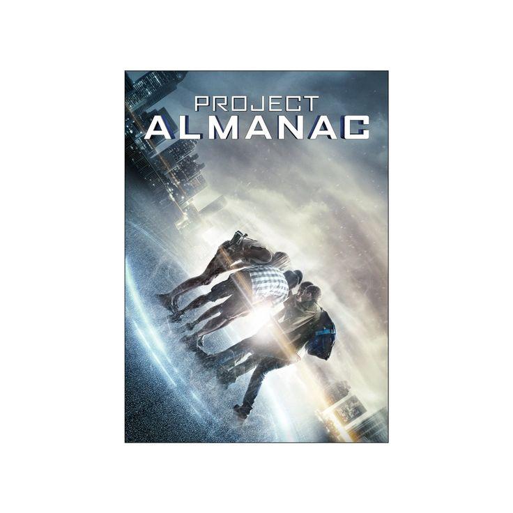 Project Almanac, Movies