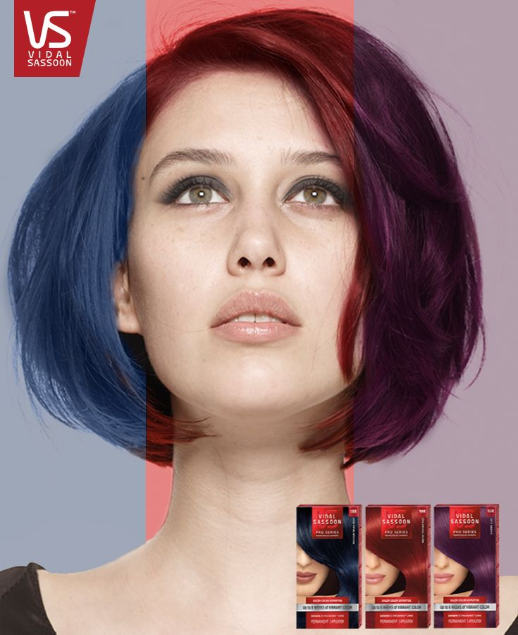47 best Bold Hair Color images on Pinterest | Bold hair ...