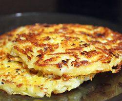 Kartoffelkage (røsti)