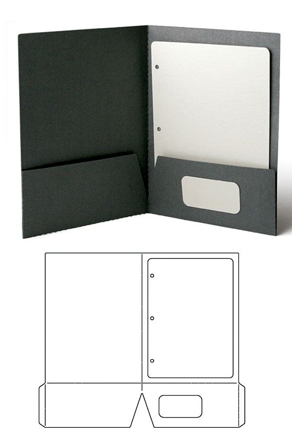 Blitsy: Template Dies- Folder with Insert - Lifestyle Template Dies - Sales Ending Mar 05 - Paper - Save up to 70% on craft supplies!