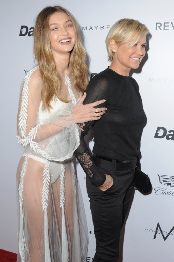 Gigi Hadid Proves Her Mom Is Her Best Gal Pal During a Recent Outing in LA