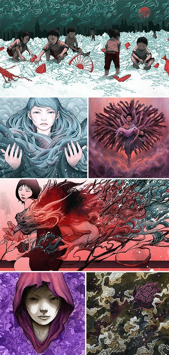 Yuta Onoda - Ilustraciones, diseño, fotografía y publicidad