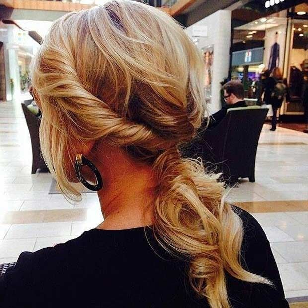 different hair pony style 1000 ideas about ponytail on wedding 5225
