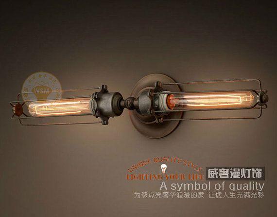 Luxury Sconce Industrial Bathroom Lighting Bathroom Light Fixtures Bathroom