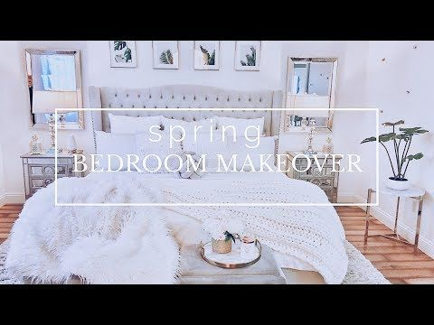 EXTREME DEEP SPRING CLEANING AND BEDROOM MAKEOVER | SPEED CLEANING PREGNANCY EDI…