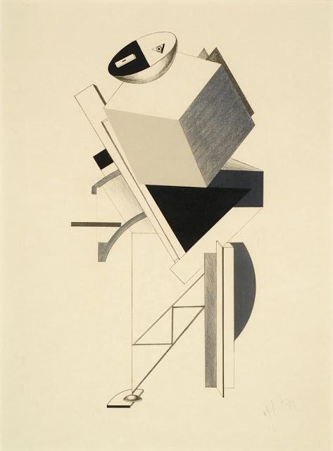 ART & ARTISTS: El Lissitzky