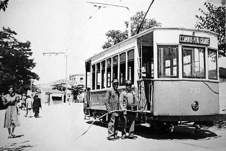 Tranvía Peñagrande - Cuatro Caminos