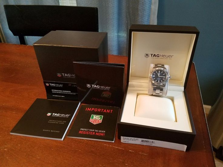 TAG Heuer Aquaracer Wrist Watch for Men *PRICE REDUCED*