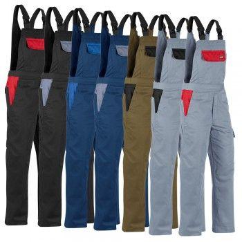 """Latzhose Industrie """"2664"""" - BLAKLÄDER® #Blåkläder  #arbeitshose #latzhose #workwear #arbeitskleidung"""