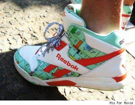Berbagai Desain Sepatu yang Bikin Orang Geleng Kepala