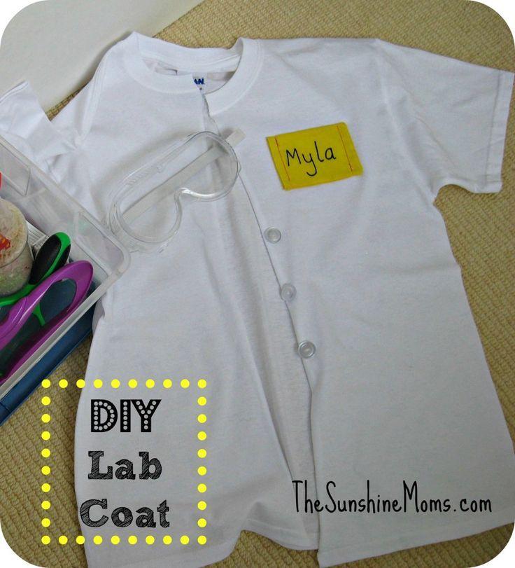 diy lab coat for kids - Google Search