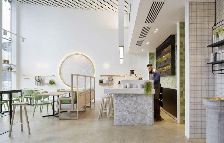 The Kettle Black Cafe in Melbourne