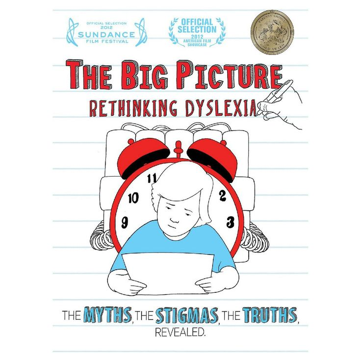 The Big Picture: Rethinking Dyslexia (DVD)