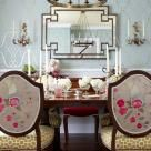 Jewel-Like Dining | Sarah Richardson Design