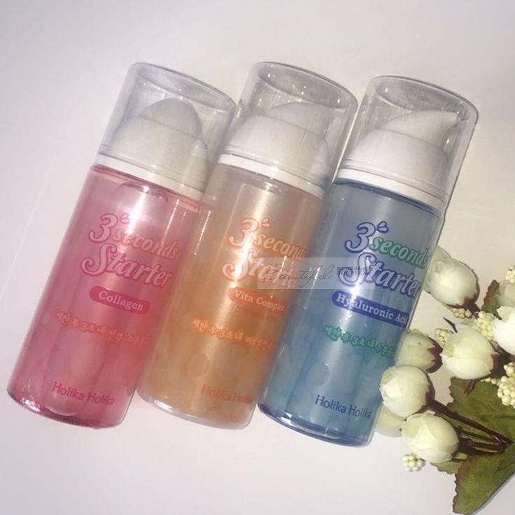 Южная Корея официально разрешено Holika гиалуроновой кислоты увлажняющий крем три секунды 3 секунды / увлажняющая гиалуроновая кислота контроль масла - Taobao
