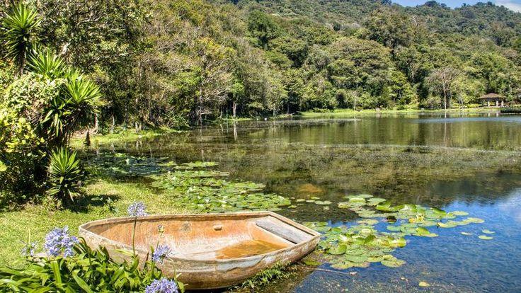 Selva Negra/Nicaragua Dans cette région proche de Matagalpa, la nature est reine.