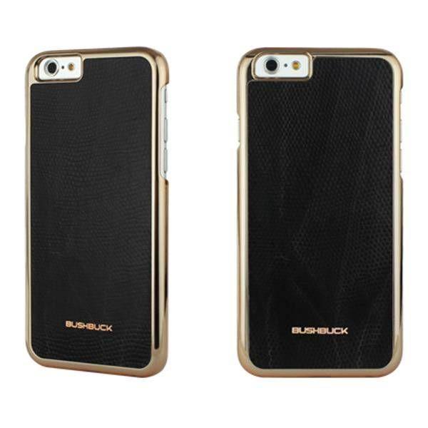 Przedstawiamy eleganckie etui z ekskluzywnej linii produktów BUSHBUCK BARONAGE Classical Edition do iPhonea 6/6s.  Skórzana obudowa BUSHBUCK oferuje zgrabny i elegancki design, a ponadto chroni delikatną konstrukcję 4,7-calowego iPhonea. Wysokiej jakości naturalna skóra posiada oryginalny wzór oraz fakturę, która idealnie współgra z metalicznym wykończeniem zewnętrznych krawędzi etui. Sztywna powłoka stanowi dodatkowe wzmocnienie grzbietu i zapewnia świetne dopasowanie.