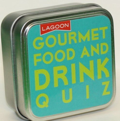 buy now   									£5.50 									 									Tabletops provide the perfect entertainment for any dinner party or family get-together. Tantalise your taste buds with this tasty quiz. Test what you know about food trivia  ...Read More
