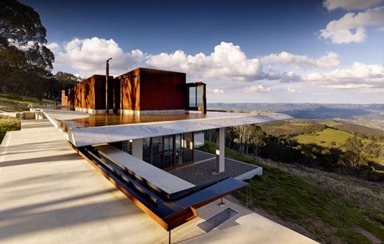 Australian House of the Year is... invisible? Read more here.