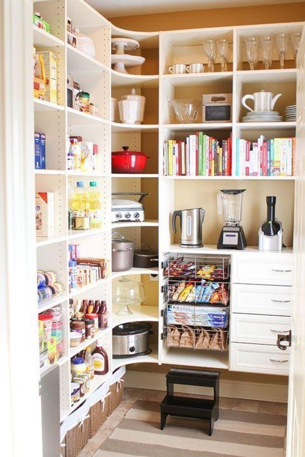 Organisieren Sie Ihre Speisekammer heute | Speisekammer