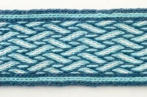Nordic Weave closeup