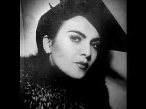 """Maria Tanase - sings """"Ciuleandra"""""""