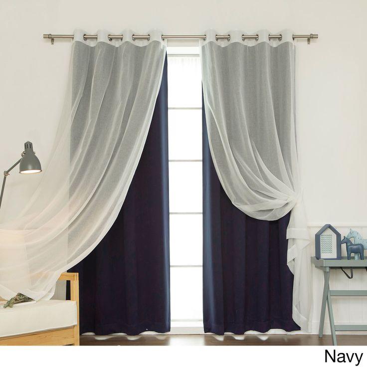 Best 25 Grommet Curtains Ideas On Pinterest Window