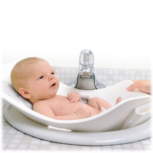 Puj Tub - il bagnetto pieghevole da lavandino  http://www.applepiebaby.it/Bagnetto-Puj.html