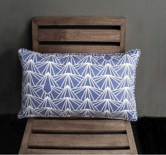 LOOM The Haunting Prisms Long Pillow