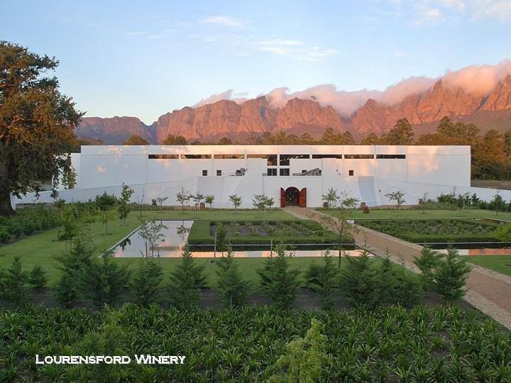 Louresford Winery, Somerset West, South Africa