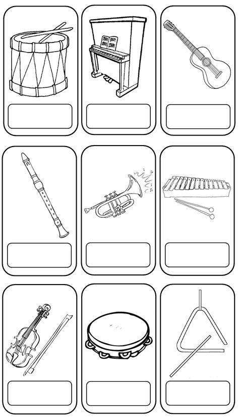 Nomes instrumentos
