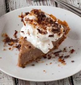Chocolate Coconut Cream Pie 4