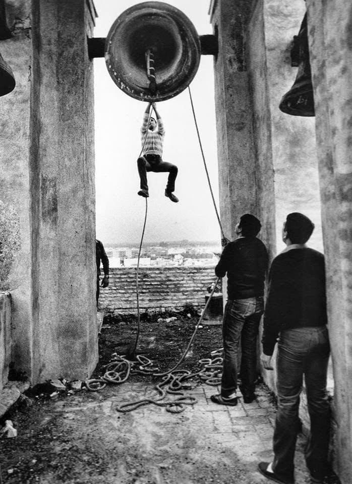 Koldo Chamorro. Del reportaje fotográfico España Mágica, Andalucía, 1982  © Legado de Koldo Chamorro