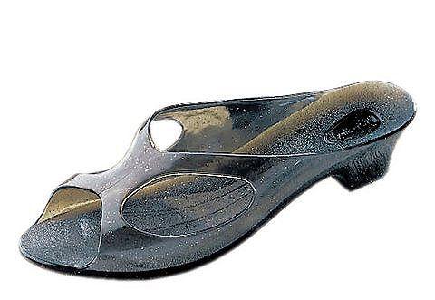 Шлепанцы FASHY - серый цвет. Размеры - 40, 38, 39, 41/42 и 36/37. Купить в интернет магазине Artaban за 1125 рублей
