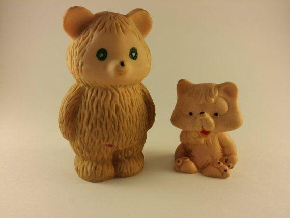 Vintage Soviet toy. Set of 2 pieces. от USSRVintageShopUSSR