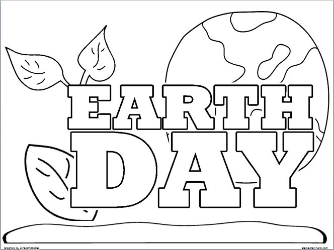 Have Some Fun Coloring These Sheets To Celebrate Our Wonderful World