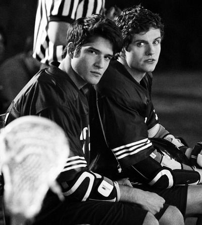 Scott McCall | Isaac Lahey | Black and White | Season 2 | Trust the Instinct | Teen Wolf