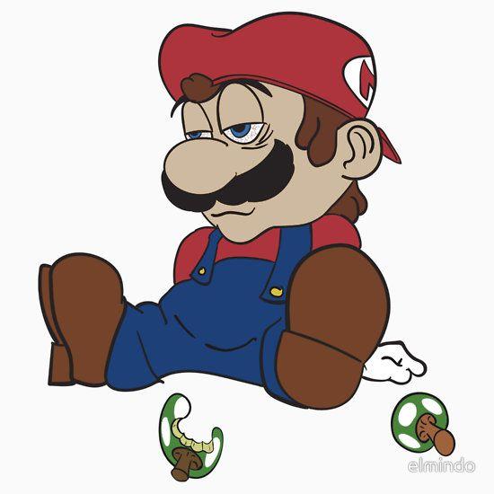 Trippy Mario