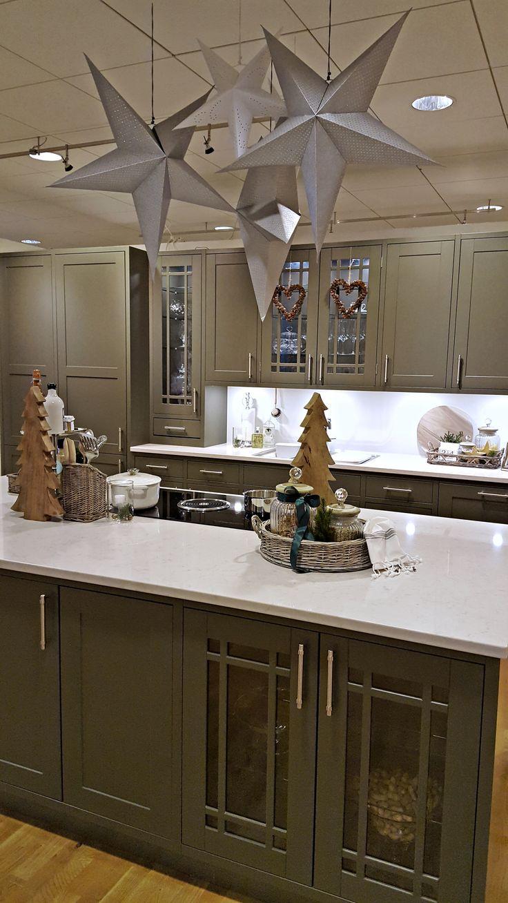 Studio Sigdal Ålesund Scala InFrame Palett Styling: Amalie Fagerli  Christmas, Kitchen, Nordic christmas, Table setting