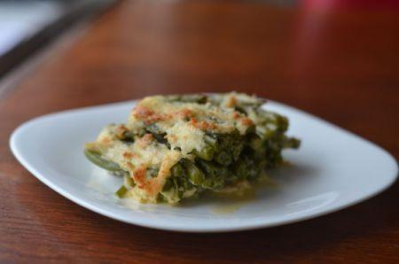 Fagiolini al Parmigiano
