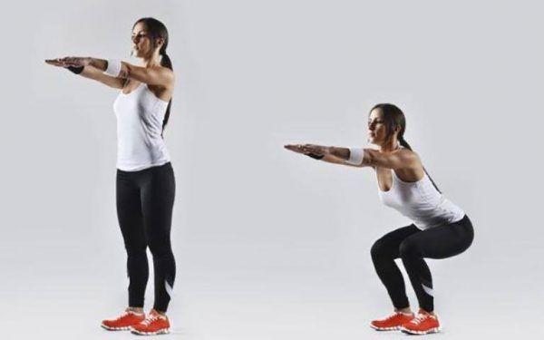 Przekształcić swoje ciało w zaledwie 4 tygodnie z tych pięciu prostych ćwiczeń - Health Nutrition