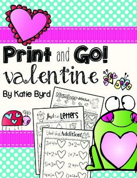 Need some quick valentine activities for your kindergarten students?  These are for you!  Fun and engaging sheets for homework, morning work, or independent learning centers, Concepts include: sorting syllables sorting phonemes number order to 20 comparing numbers beginning letters sounds ending letter sounds medial vowel sounds addition subtraction counting and graphing cvc word reading (differentiated - 3 versions) counting by 5s word sort by cvc word family (chunks/parts)  counting to ...