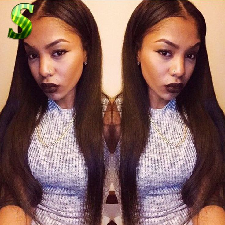 Groovy The 25 Best Middle Part Weave Ideas On Pinterest Middle Part Short Hairstyles Gunalazisus