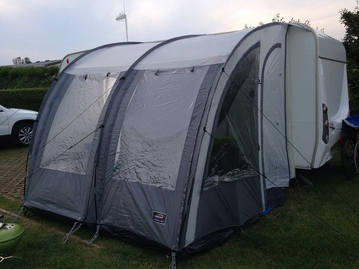Great awning used a few times, can be put up really ...
