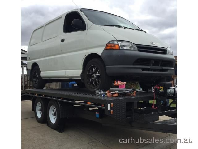 Toyota HIACE VAN Van Sales %u2013 Car Hub Sales