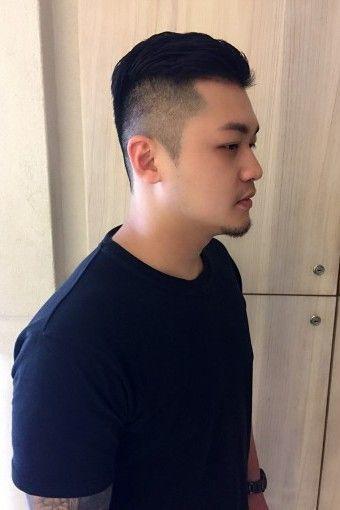髮型設計 - 男人的時尚油頭 - 愛莉娜 - 乙代美髮沙龍sassy salon hair studio | 摩喜時尚