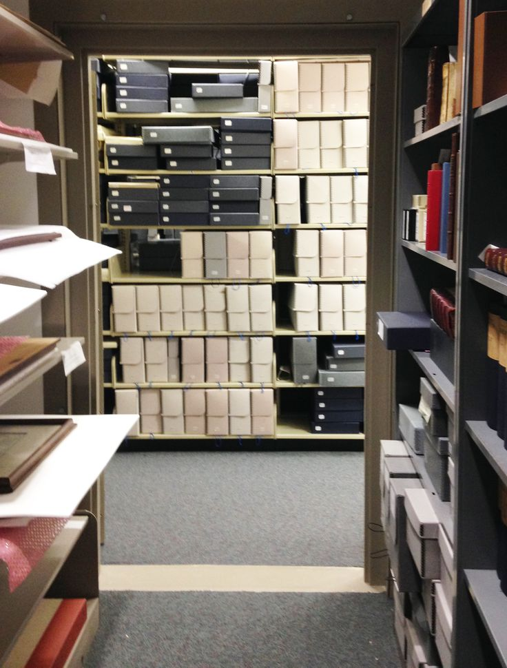 """This photo was taken inside """"The Vault"""", where Joyner Library houses items that require extra care or are very unique.  It is where you can find some of the more rare books as well as maps. #ThisIsJoyner #JoynerLibrary #ECU"""
