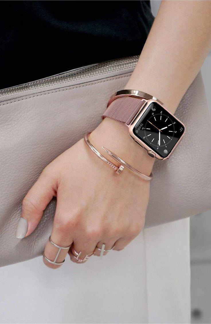 Hauptbild Casetify Mesh Apple Uhrenarmband 38mm 38mm Apple Casetify Hauptbild M Apple Watch Bands Women Apple Watch Bands Fashion Apple Watch Fashion